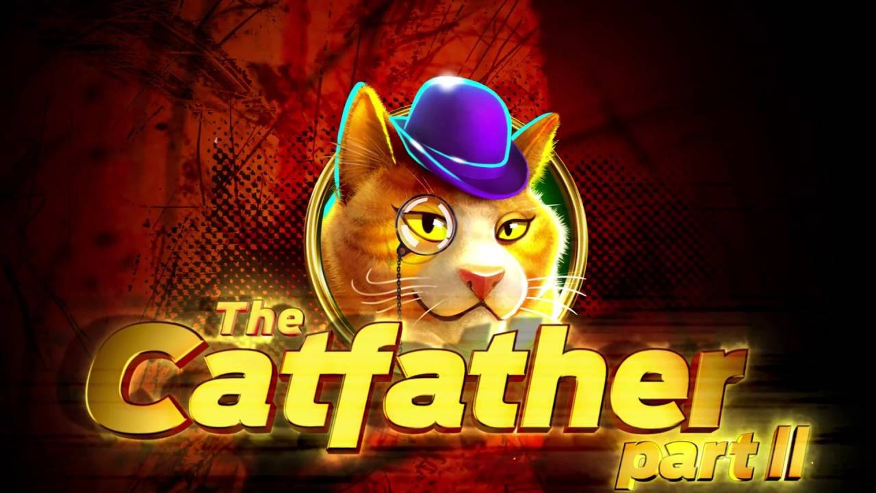สล็อตอออนไลน์ The Catfather เกม Slot ที่มีแมวเต็มไปหมด