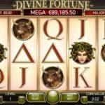 เกมสล็อตออนไลน์ Divine Fortune