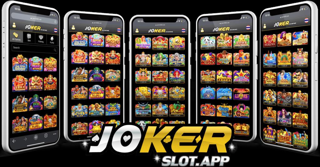 เกมสล็อตค่าย Joker