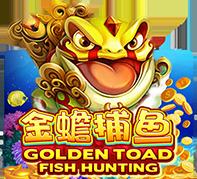 Golden Toad Fish Hunter